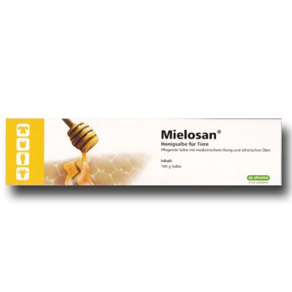 cp-pharma Mielosan Honigsalbe (Verpackungsgröße: 20 g) 06042055